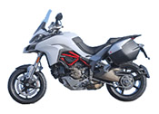 Multistrada 1200 DVT ('15 - on)