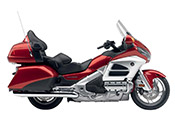 GL1800 Goldwing ('06 - on)